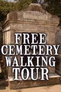 Free Cemetery Walking Tour