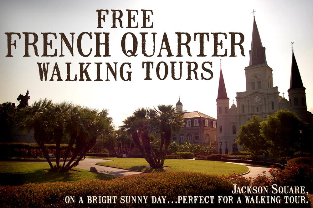 Free French Quarter Tour Nola Tour Guy