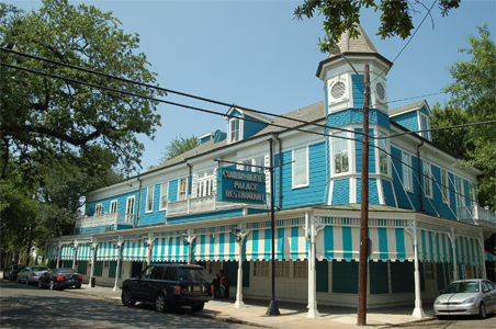 Famous New Orleans Restaurant Commander's Palace