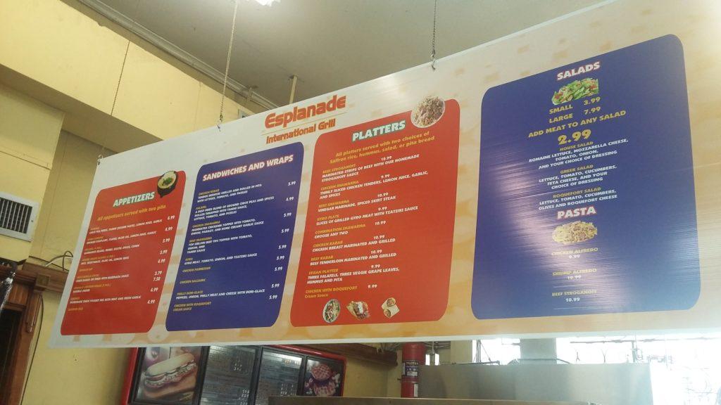 Esplanade Food Store
