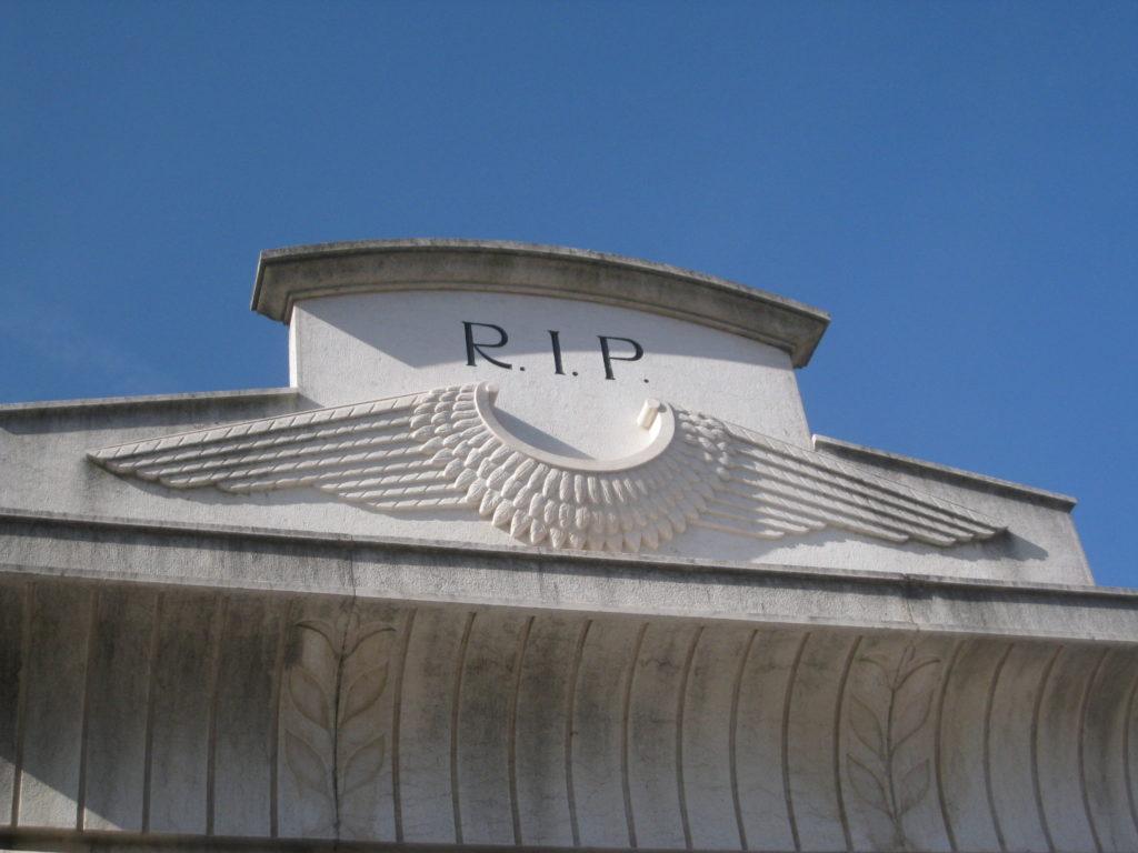 Wing symbol in Lisbon