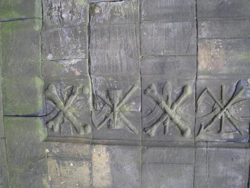Greyfriar's Cemetery, Edinburgh